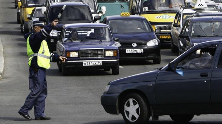 В эти выходные в Курганской области будут отлавливать нетрезвых водителей
