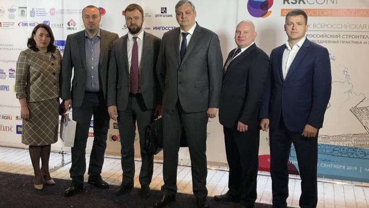 Поморье и НОСТРОЙ будут сотрудничать: соглашение об этом подписали в Санкт-Петербурге