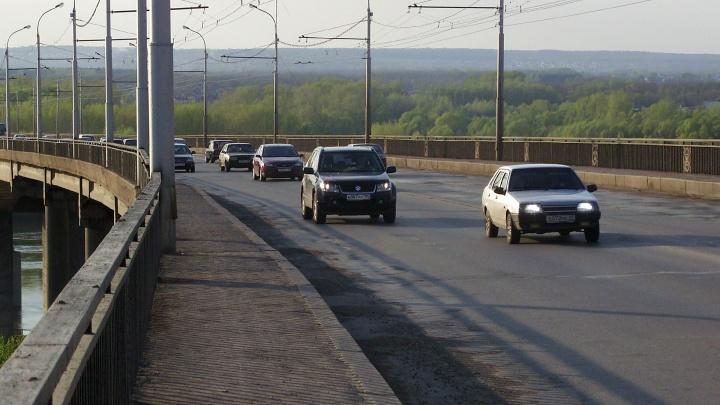 В Уфе к 2020 году отремонтируют два моста
