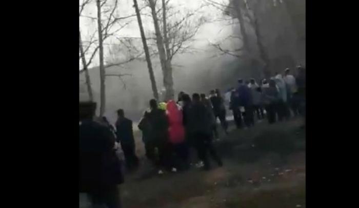 В России: школьник напал с ножом на одноклассников и поджёг школу в Башкирии