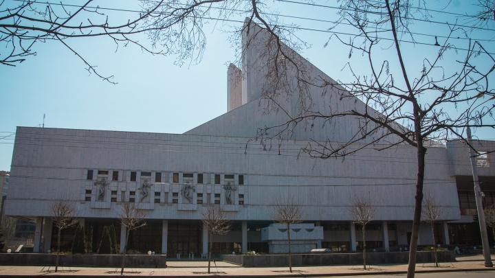 Ремонт ростовского Музтеатра завершат к сентябрю 2019 года
