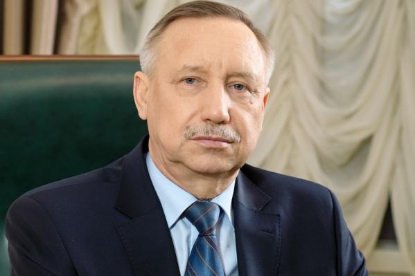 Работы петербургского губернатора сочли не уникальными