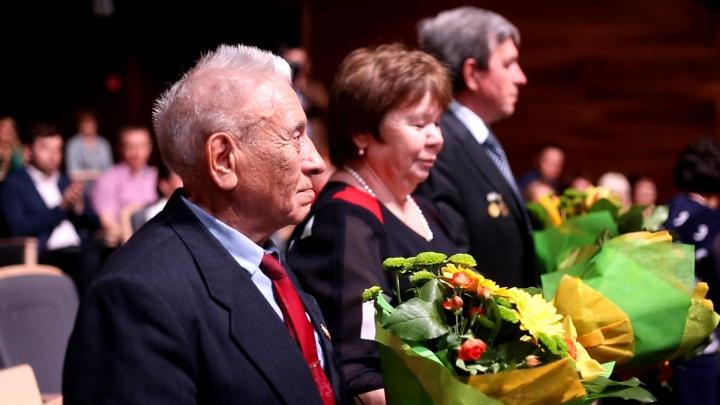 Успех, создаваемый годами: ветераны уфимской нефтепереработки отметили 80-летний юбилей