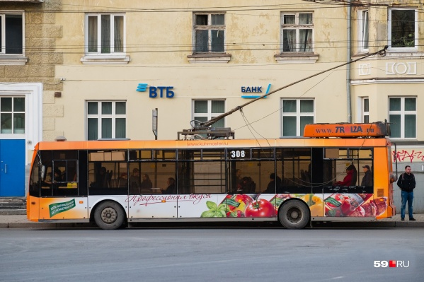 Сегодня троллейбусы с номером 12 ходят последний день