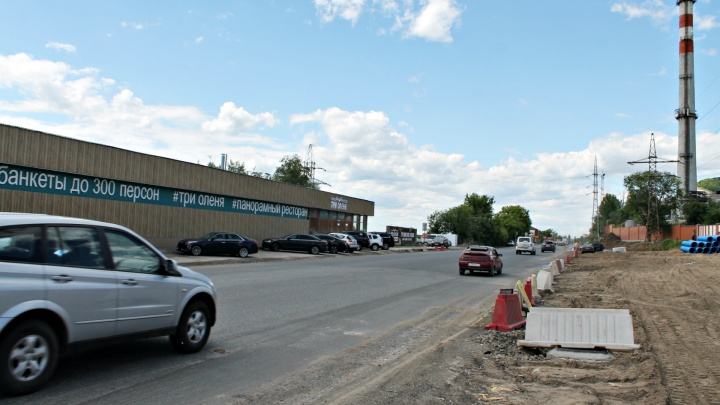На Красноглинском шоссе подыщут место для парковок и пунктов для досмотра грузовиков