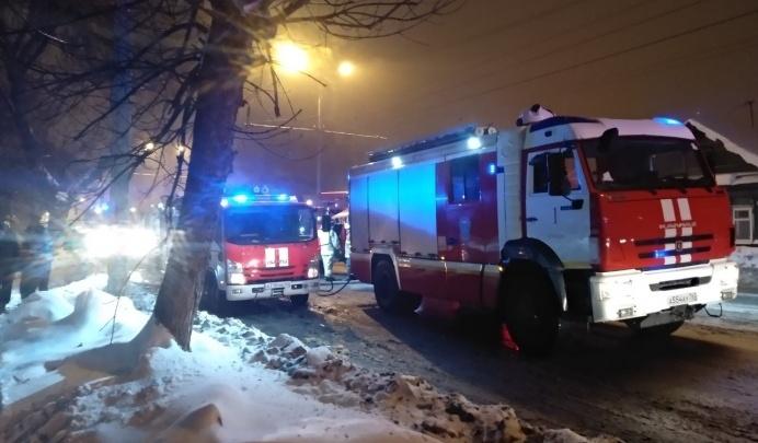 В Самаре следователи выясняют причины пожара, который унес жизни сразу трех человек