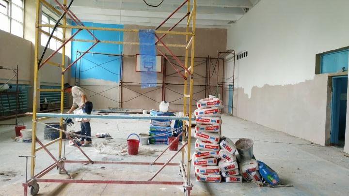 Школы Кургана нуждаются в большом ремонте: износ зданий превышает 50%