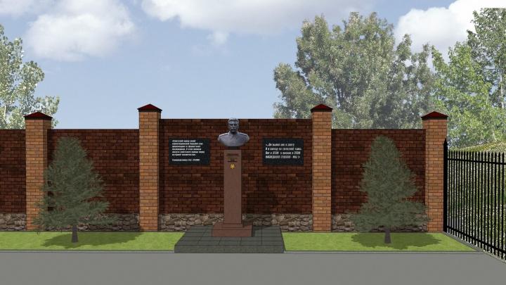 «Он вывел нас к свету»: будущий памятник Сталину предложили дополнить хвалебными табличками