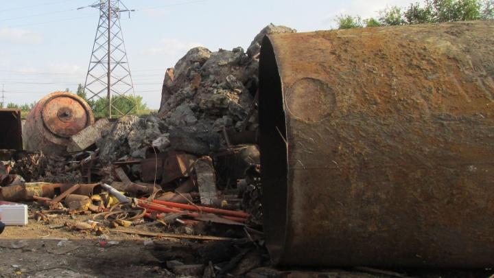 В Кургане возбудили уголовное дело из-за гибели работника предприятия «КурганПромМет»