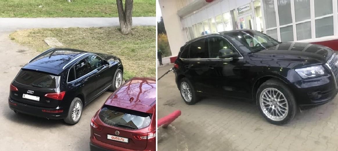 Автомобиль Ксения хотела продать за 780 тысяч рублей