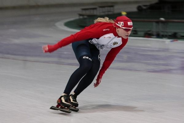 Сейчас Ольга Фаткулина находится на этапе Кубка мира в США