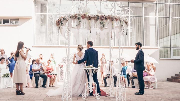 «Брака не будет!»: в Самарской области сократилось количество свадеб