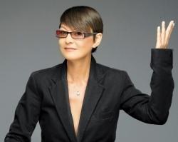 Ирина Хакамада: в Уфе я буду говорить только с женщинами!