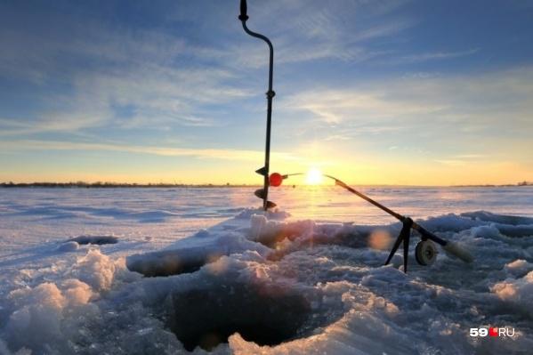Рыбалка возле ГЭС оказалась опасным делом