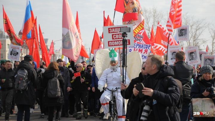 Европейский суд рассмотрит жалобы активистов, оштрафованных за антимусорный митинг в Архангельске