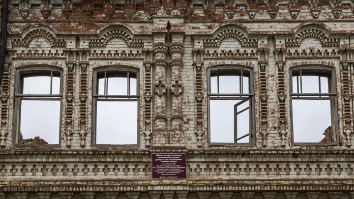 Чиновников Волгоградской области просят сделать памятниками восемь домов Дубовки
