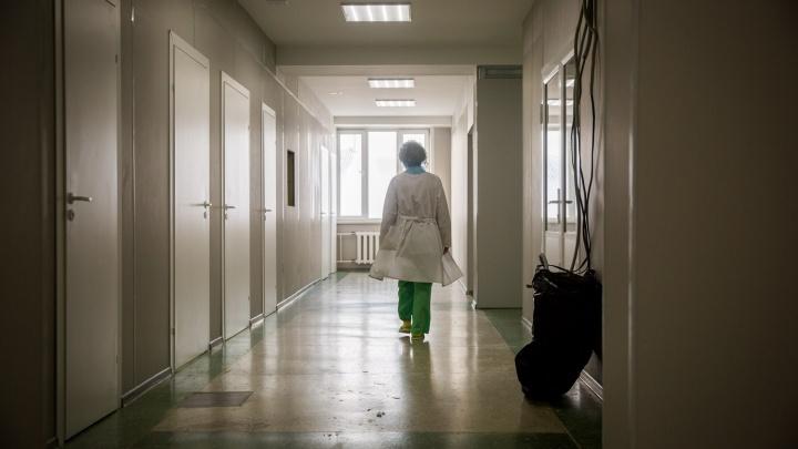 В больнице на Трикотажной обнаружен конверт с надписью «Сибирская язва»: один человек изолирован