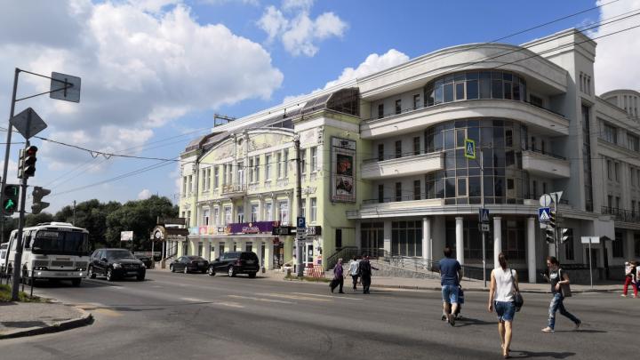 Рядом с Музыкальным театром появится новая гостиница за 400 миллионов