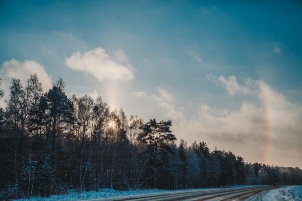 По предварительным данным метеорологов, морозы могут задержаться в нашей области до выходных