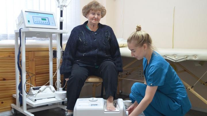 В Челябинске появился ультразвуковой аппарат по определению остеопороза