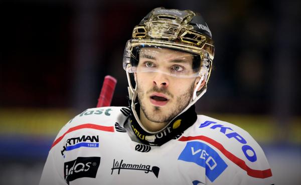 ХК «Сибирь» заманил в команду игрока сборной Франции