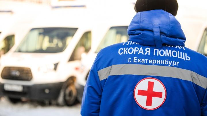 Почти треть водителей скорой помощи Екатеринбурга отказались работать на пермских машинах. Им нашли замену