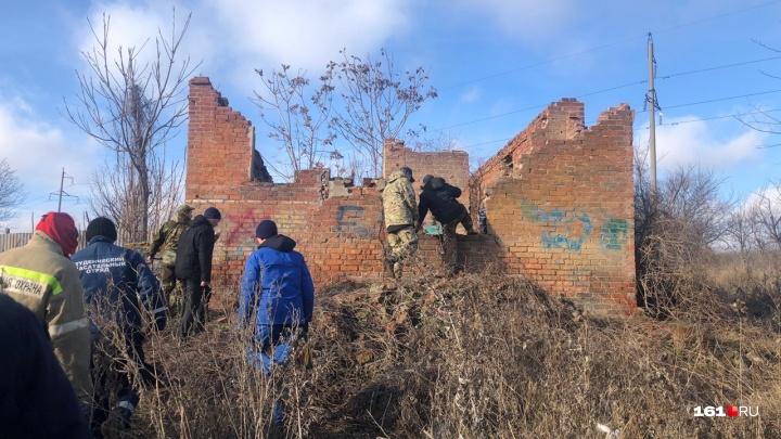 В Ростове нашли мужчину, который сообщил о пропаже двух детей в Соловьиной роще
