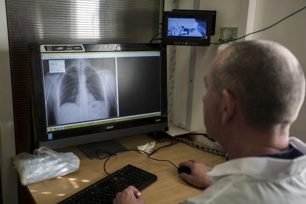 В области появился центр оказания эффективного и современного метода диагностики онкологических заболеваний