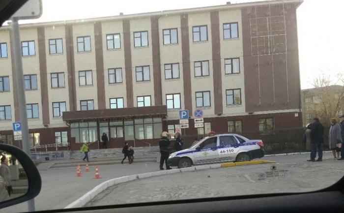 Чиновников Первоуральска эвакуировали