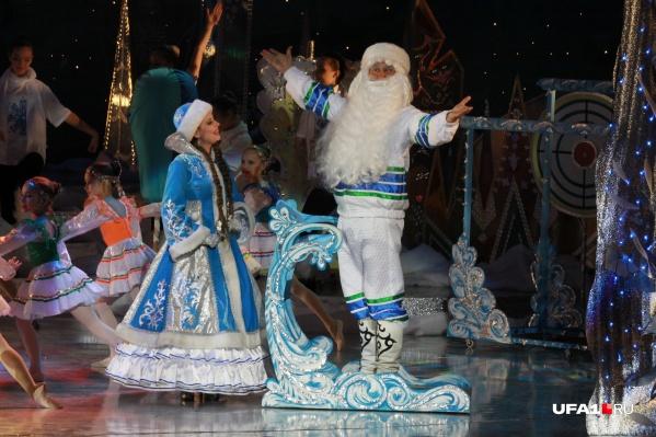 В мое время Дедом Морозом наряжался физрук, а Снегурочкой — математичка