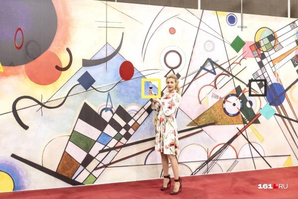 На выставке «Арт-Ростов» представили 60 подлинников Василия Кандинского