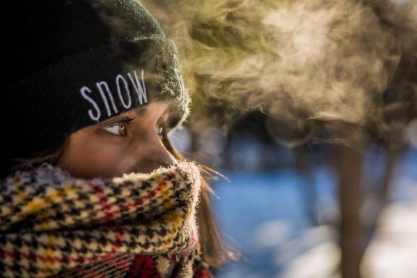 Морозы — действительно серьёзное испытание даже для коренных сибиряков