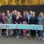 Жители микрорайона на окраине Самары попросили Путина остановить вырубку леса
