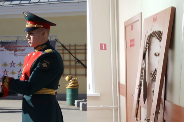 Курсанты уже несколько лет терпят унижения от подполковника НВВКУ, а сегодня выпилили по его приказу дверь в подсобное помещение