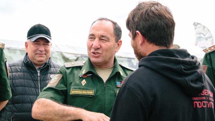 Бывший командующий армией в Самаре стал главой Восточного военного округа
