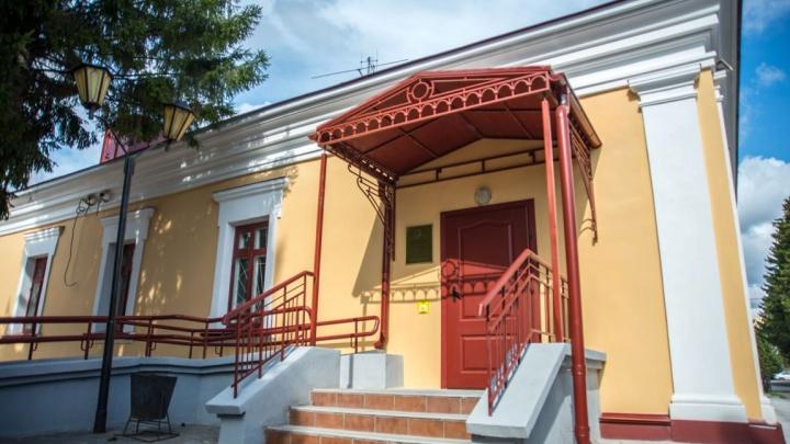 Омскому музею Достоевского вернули облик здания XVIII века