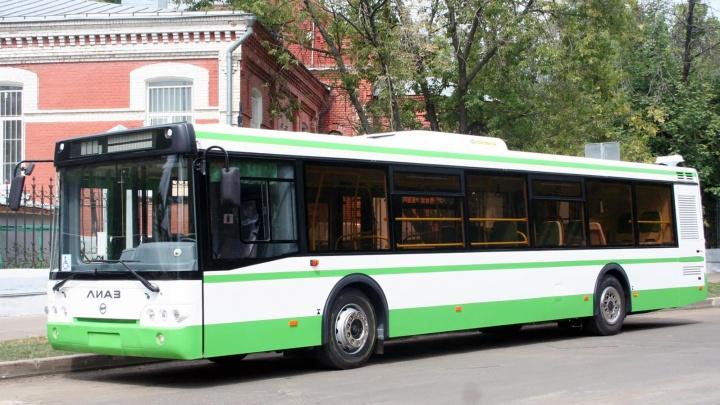 В Ярославской области будут ездить подержанные автобусы из Москвы