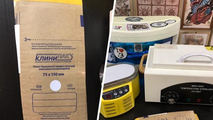 Жара и крафт-пакет: медики и мастера Ростова — о том, как не заразиться в медкабинетах и салонах