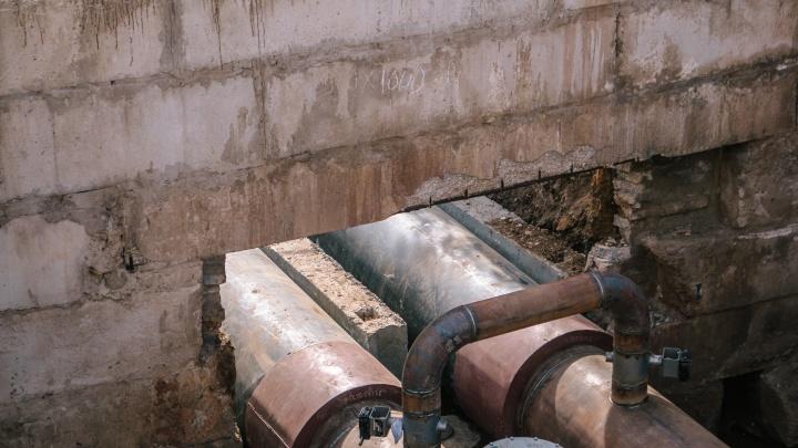 Двух работников нашли мертвыми в тепловой камере на стройплощадке в «Южном городе — 2»