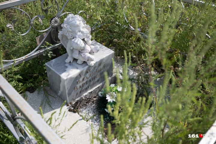 Волонтеры считают, что если они бросят ухаживать за могилами, то территория снова превратится в мусорную свалку