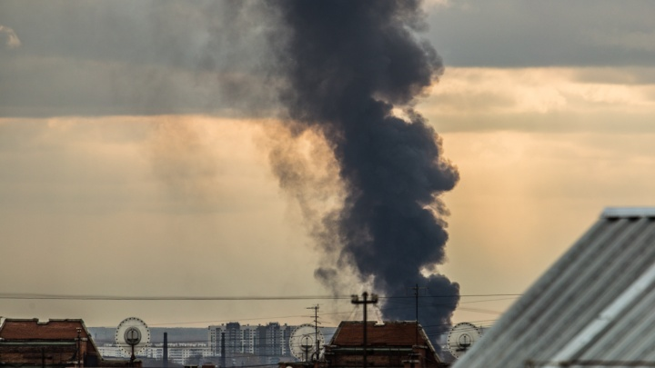 В огне под Новосибирском погибли два человека: это четвёртый смертельный пожар за сутки