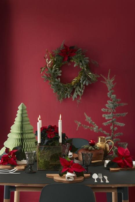 Сервировка новогоднего стола – 2018