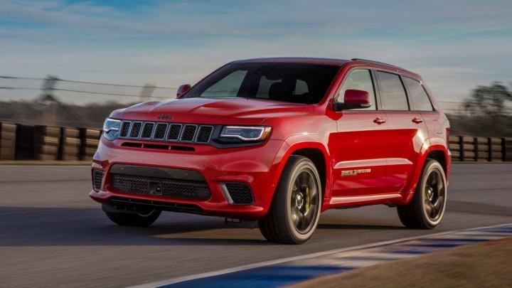В «Автоцентре ВСК» появился обновленный Jeep® Grand Cherokee по цене от 2 920 000 рублей
