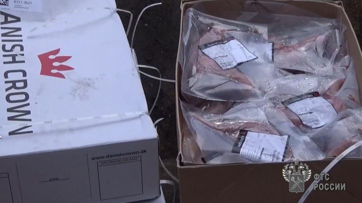 Языковой барьер: в Челябинской области уничтожили 200 килограммов говяжьей санкционки
