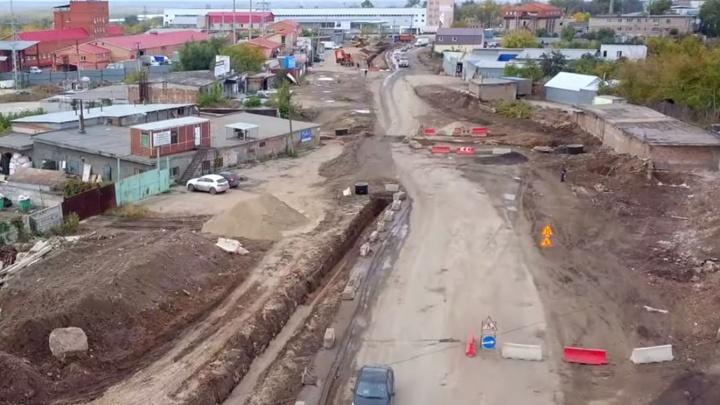 Опять всё перерыли! В Самаре началась реконструкция еще одного участка Заводского шоссе