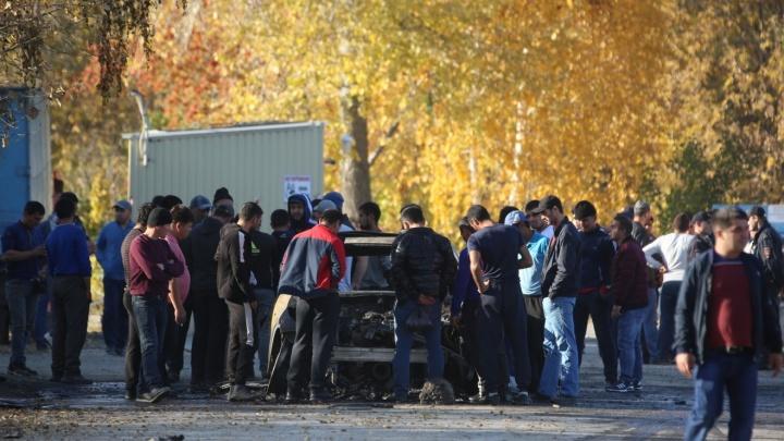 МИД Киргизии отправил дипломатов на Хилокский рынок после потасовки