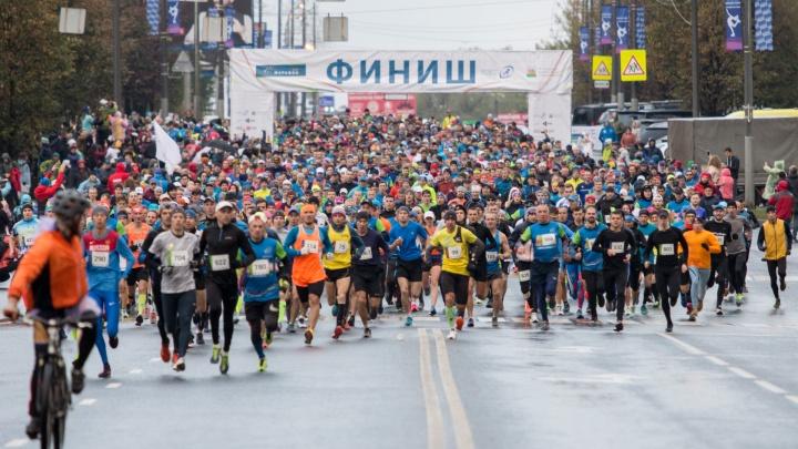 Восторги гостей и возмущение жителей: смотрим, как прошёл марафон на Северо-Западе Челябинска