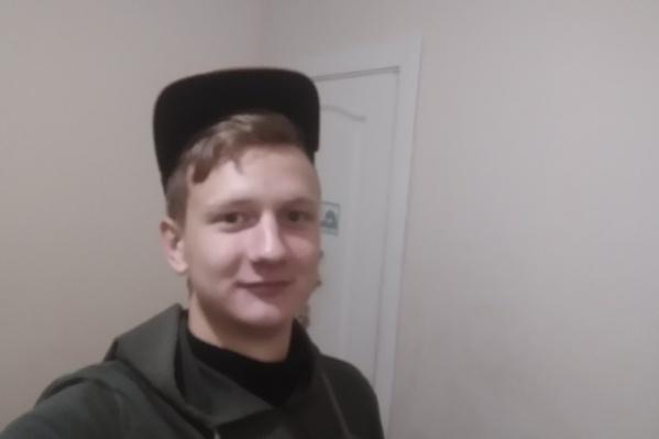 Егор Матофанов — 19-летний архангелогородец. Сейчас готовится пойти в армию