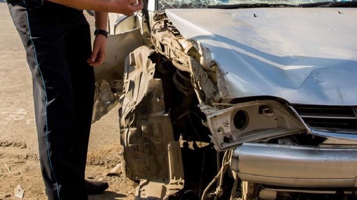 Фура и «Тойота» не поделили трассу: два человека погибли