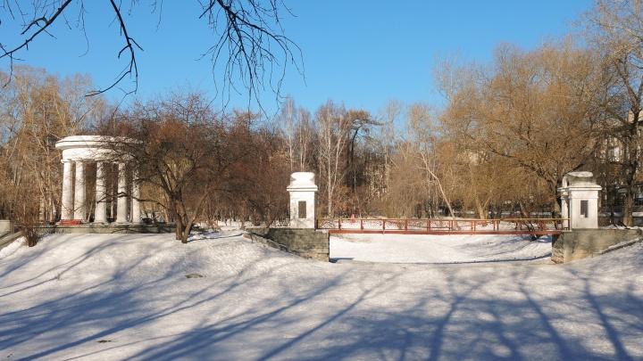 Летом мэрия планирует разбить палаточный лагерь для паломников в Харитоновском парке